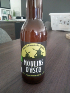Biere Ipa 33Cl Moulin Acsq