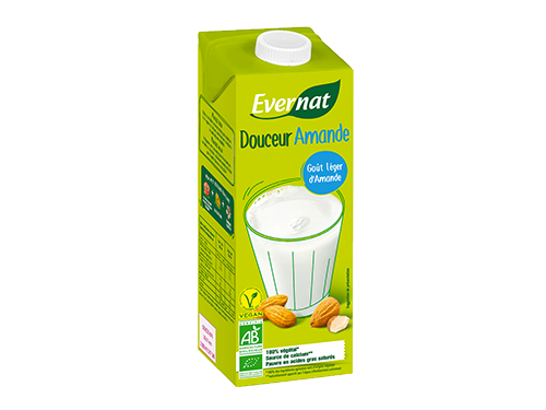 Douceur Amande Calcium Evernat
