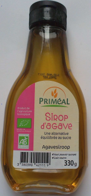 Sirop Agave Primeal