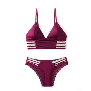 ARIA SET Wine Red