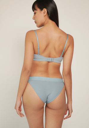 ALISON BRIEF baby blue