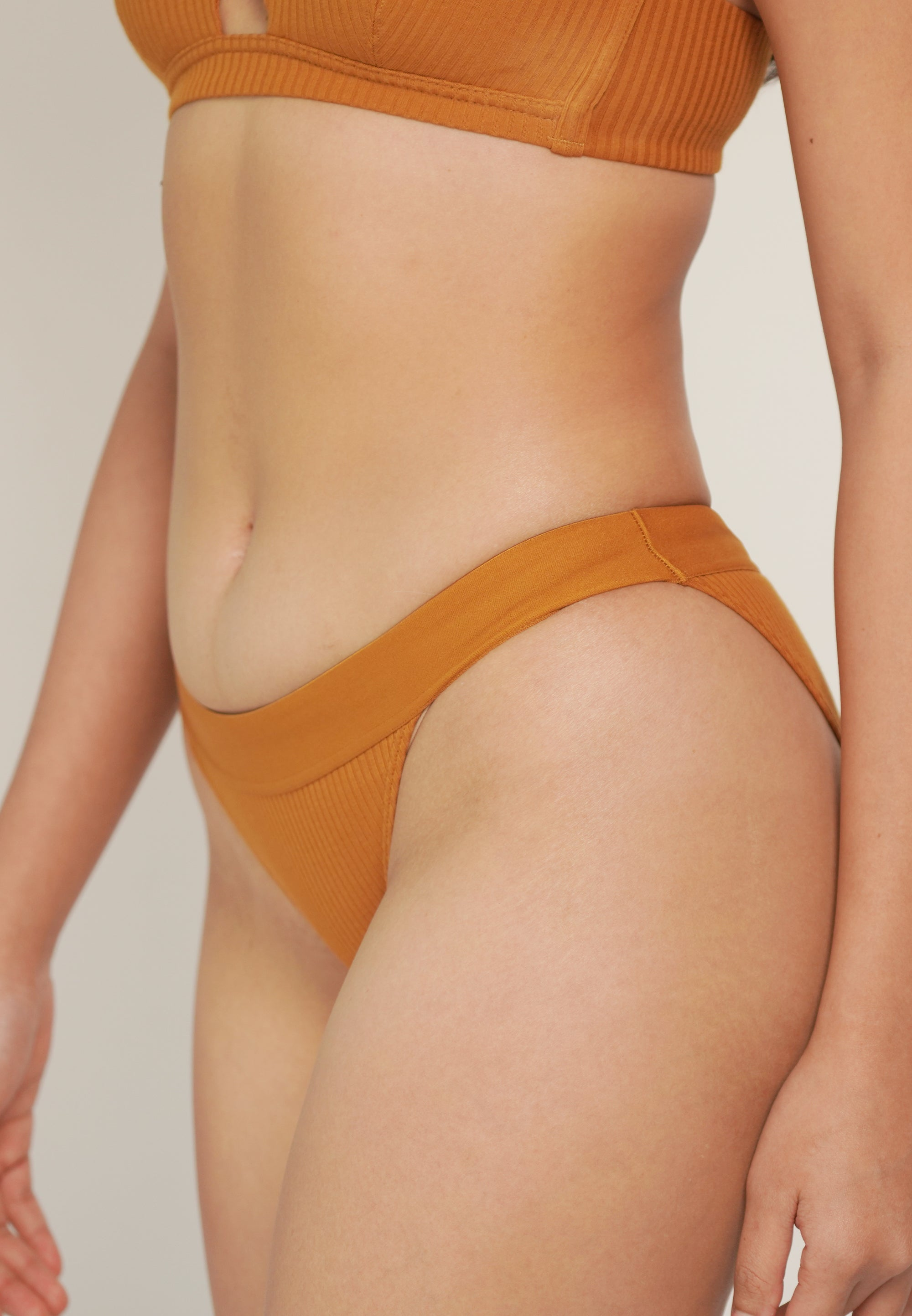 ALISON BRIEF caramel