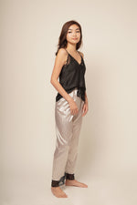 HAILEY LONG PANT SET Blush