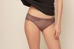SELINA BRIEF Chestnut
