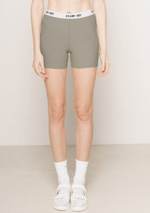 CLUB-SO BOX SHORT olive