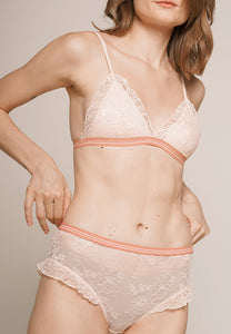 LUNA BRIEF blush pink