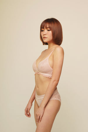 MIA SET Blush Pink