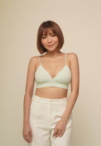 RUBY SEAMLESS BRALETTE Mint