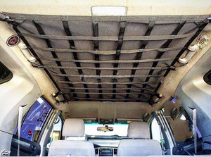Full Length Ceiling Net for Toyota 4Runner 2010 and newer (5th Gen)