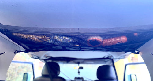 Cargo Area Ceiling Net FJ Cruiser