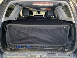 Cargo Cover for 4Runner 5th Gen w Zippered Compartments