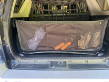 Load image into Gallery viewer, Tailgate Pocket Cargo Net 4Runner 5th Gen