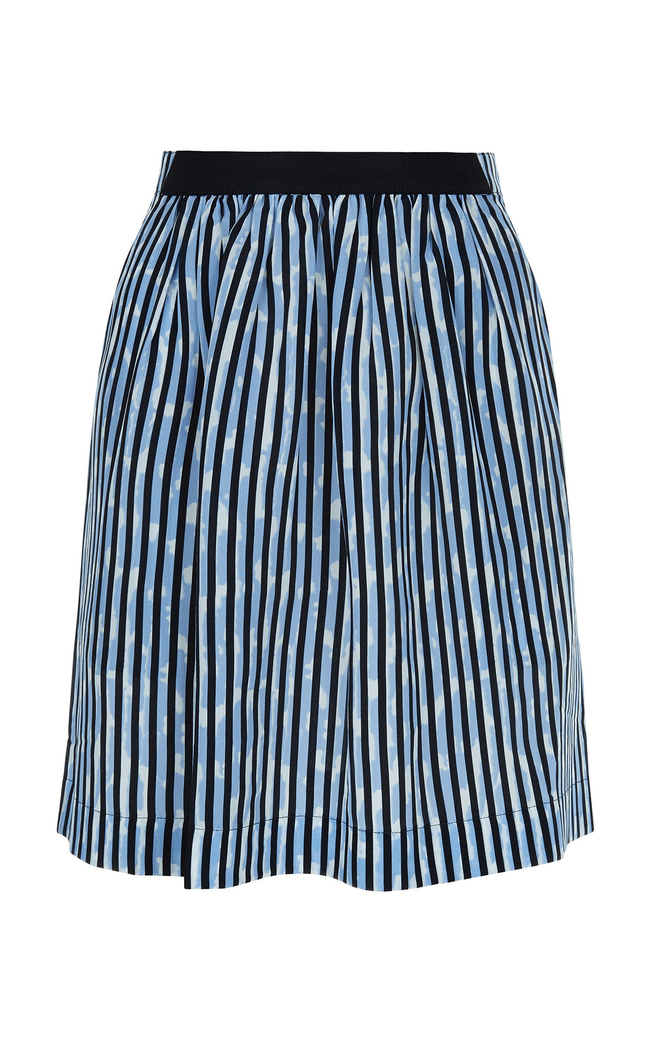 Antipodium Behind Bars Silk Skirt Limited Edition Front