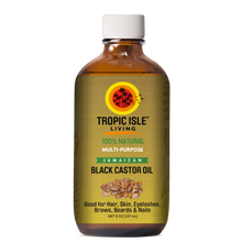 Load image into Gallery viewer, Tropic Isle Living - Jamaican Black Castor Oil 8oz 237ml - KKBOnline