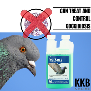 Harkers Coxoid– Coccidiosis Oral Solution 500mL - KKBOnline