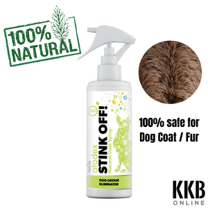 Otodex Dog Odour Eliminator - KKBOnline