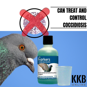 Harkers Coxoid – Coccidiosis Oral Solution 112mL - KKBOnline