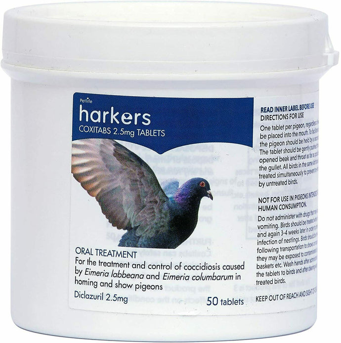 Harkers Coxitabs a Coccidiosis Treatment - KKBOnline