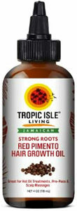 Tropic Isle Living - Red Pimento Hair Growth Oil - KKBOnline