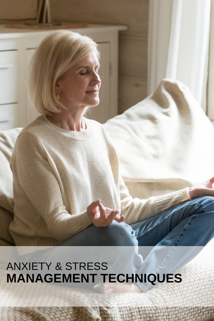 House of Health - Anxiety & Stress Management Techniques