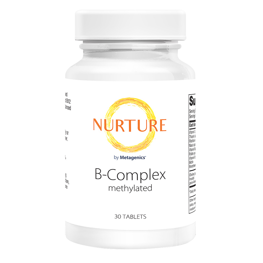 Nurture - B-Complex Methylated
