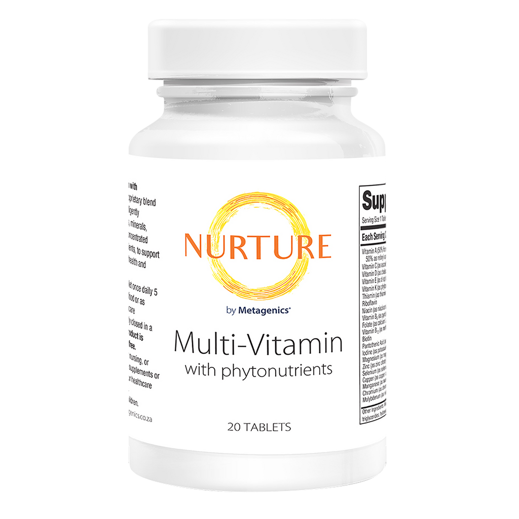 Nurture - Multi-Vitamin with phytonutrients