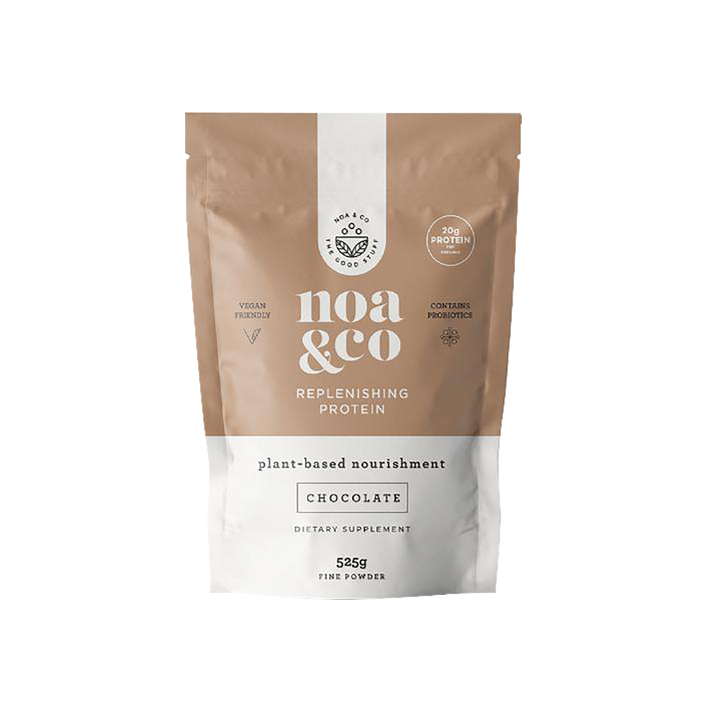 Noa&Co - Chocolate Replenishing Protein Powder