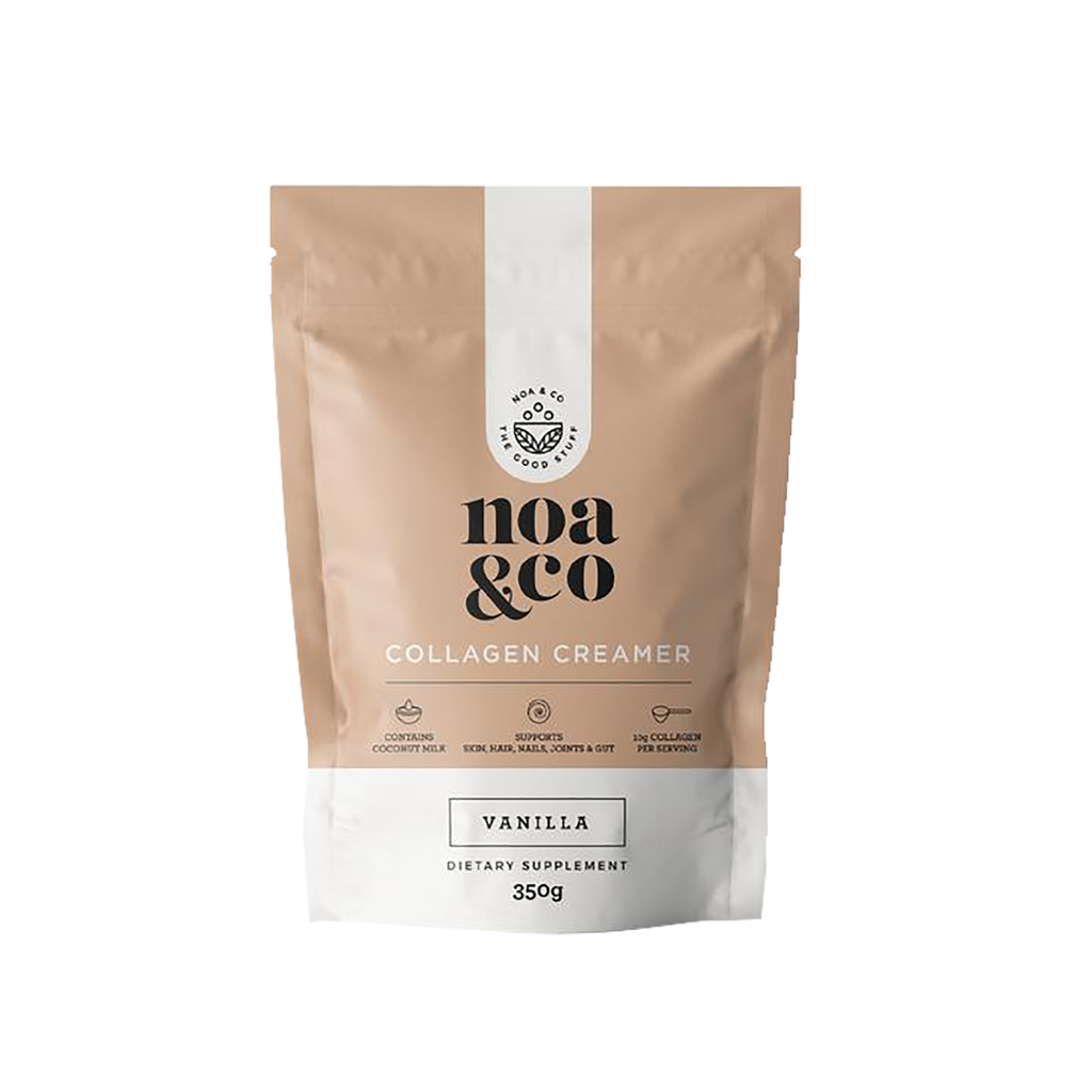 Noa&Co - Vanilla Collagen Creamer