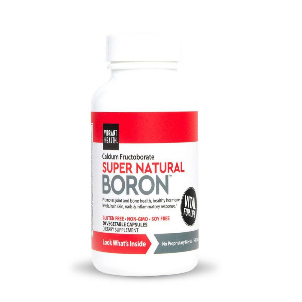 Vibrant Health - Super Natural Boron