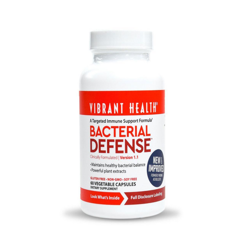 Vibrant Health - Bacterial Defense