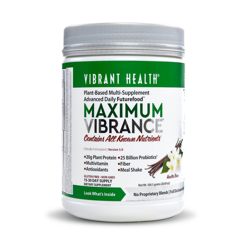 Vibrant Health - Maximum Vibrance