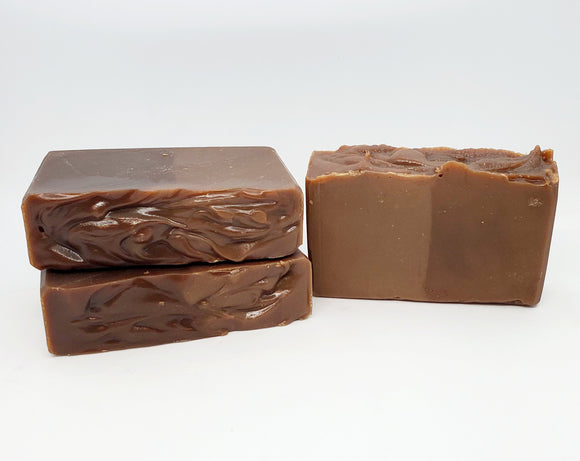 Black 'n Tan Beer Soap