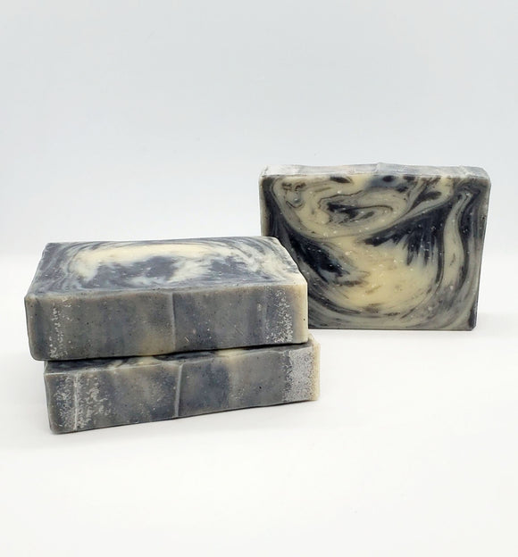 Smoky Vetiver Soap for Men
