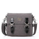 TRP0111 Troop London Classic Canvas Across Body Bag