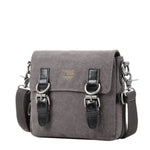 TRP0111 Troop London Classic Canvas Across Body Bag - Troop London