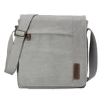 TRP0219 Troop London Classic Canvas Across Body Bag