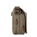 TRP0220 Troop London Classic Canvas Across Body Bag - Troop London