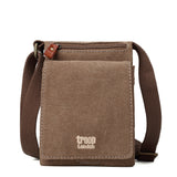 TRP0243 Troop London Classic Canvas Across Body Bag - Troop London