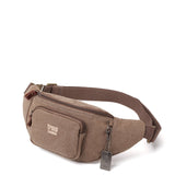 TRP0244 Troop London Classic Canvas Waist Bag