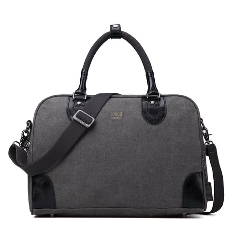 TRP0262 Troop London Classic Canvas Holdall - Small - Troop London