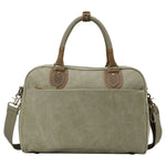 TRP0262 Troop London Classic Canvas Holdall - Small