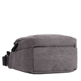 TRP0370 Troop London Classic Canvas Across Body Bag - Troop London