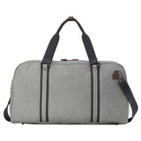 TRP0389 Troop London Classic Canvas Travel Duffel Bag, Large Holdall