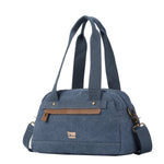 TRP0507 Troop London Classic Canvas Shoulder Bag