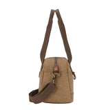 TRP0507 Troop London Classic Canvas Shoulder Bag - Troop London