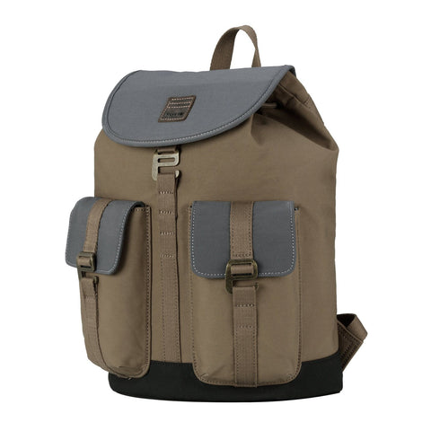 TRP0521 Troop London Heritage Light Weight Casual Daypack, Laptop Backpack - Troop London