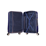 TT002 Full Set - Troop London Hard Shell 8Wheels Light Weight Trolley Case (3 Pieces)