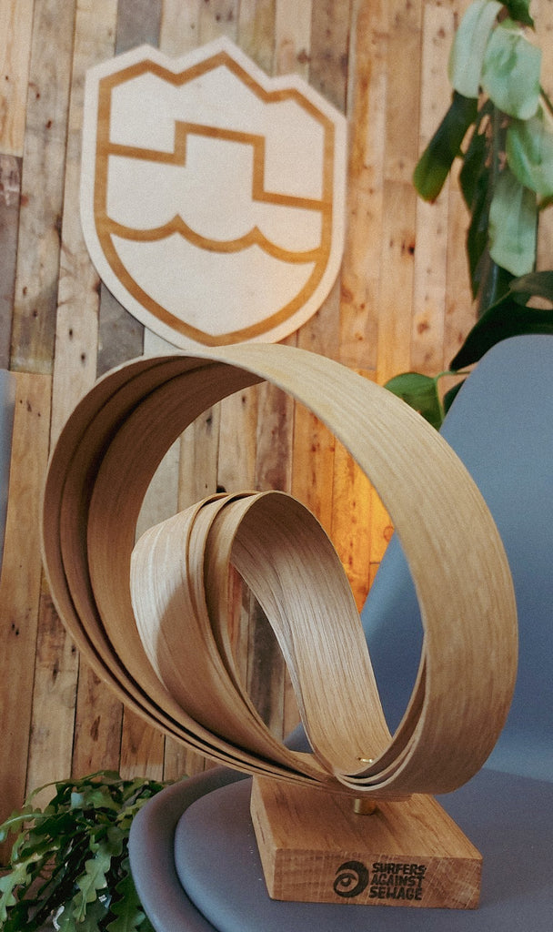 WAES Footwear, the world's first plastic-free footwear company, won the award for Design Innovation at the Plastic Free Awards hosted by Surfers Against Sewage and Iceland.