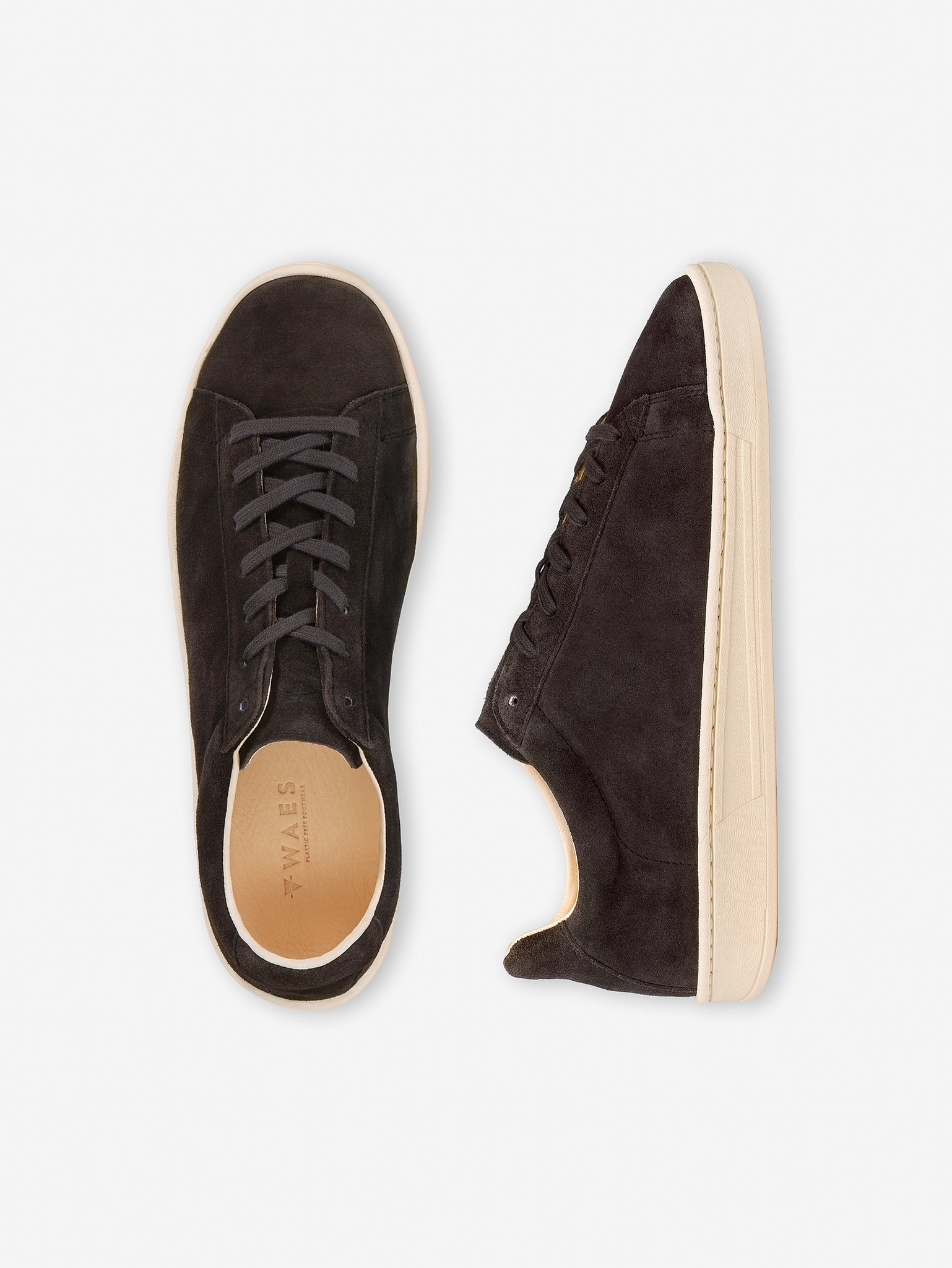 1971 - Suede Trainer Chocolate