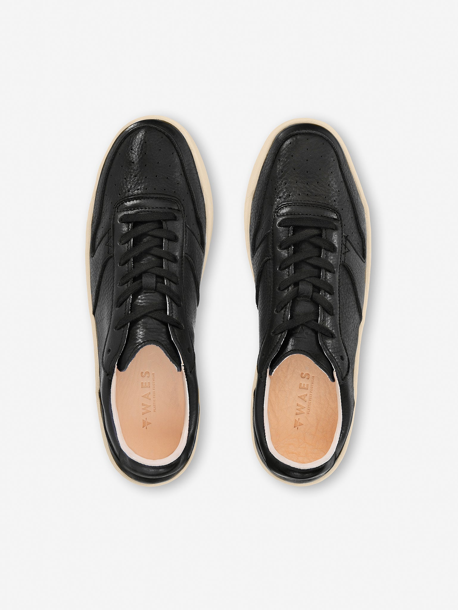 1981 - Black Leather Trainer